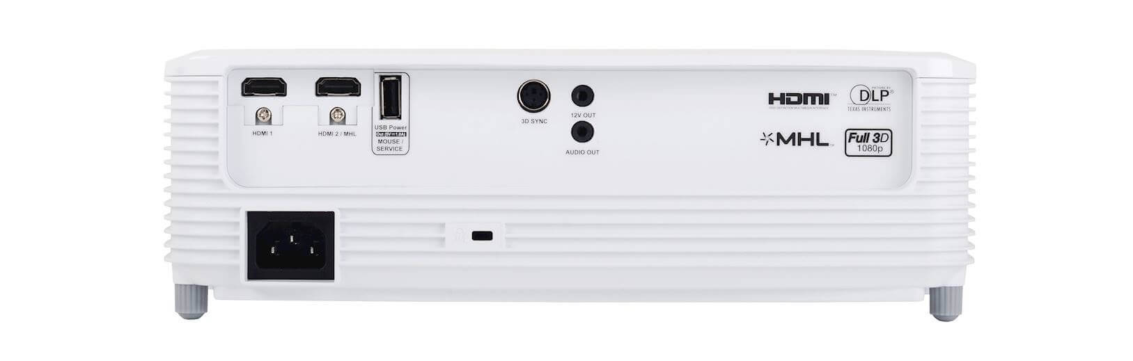 Optoma_HD27_Connnections