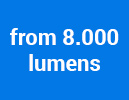 from 8.000 lumens