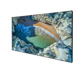 DELUXX Cinema Frame Screen SlimFrame 221 x 124cm, 100 Zoll - 4K Pro Flex MWHT