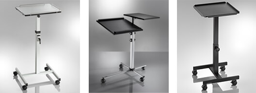 Projection tables