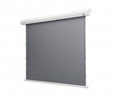 celexon HomeCinema High Contrast screen Tension 221 x 124 cm, 100 Zoll - Dynamic Slate ALR