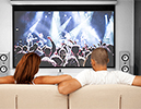Homecinema projectors
