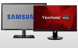 All Monitors by Brand