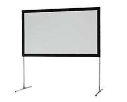 Mobile Expert Folding Frame screen