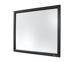 Fixed frame screens