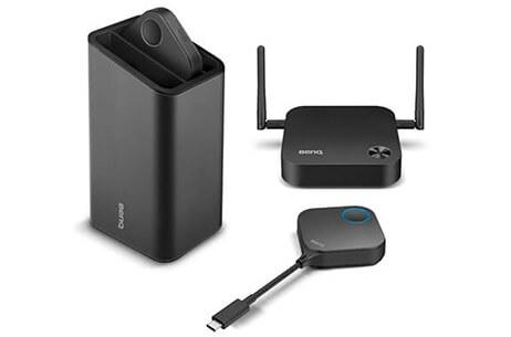 BenQ InstaShow WDC10C - Wireless USB-C Presentation Solution