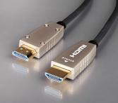 celexon UHD Optical Fibre HDMI 2.0b Active Cable - 25m, black