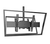 Chief XCB1U FUSION™ X-Large Single Pole Flat Panel Ceiling Mounts