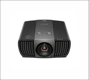 LED projector with 4K UHD