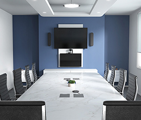 Medium and large meeting rooms