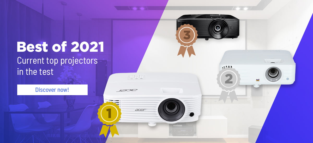 Best of 2021 Projector