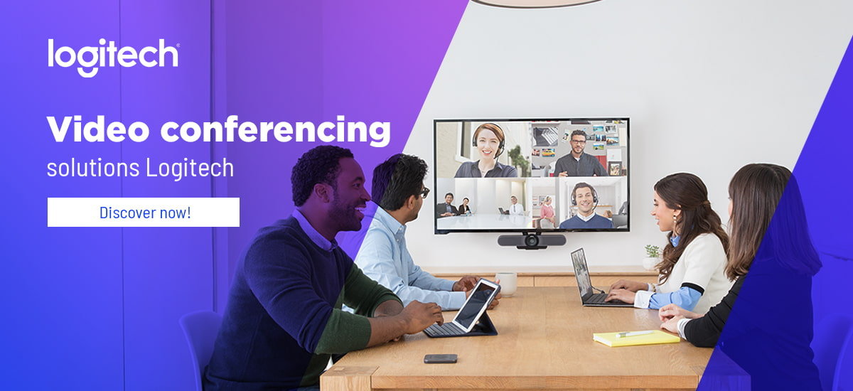 Logitech Video Conferencing solutions